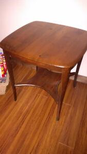 Antique parlour/side table