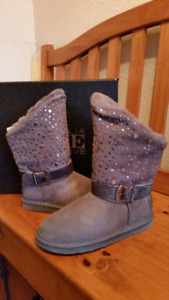 GORGEOUS!!  AUSTRALIA Luxe Collective Sheepskin Boots - 7.5