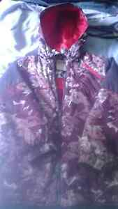 Boys lined coat size 8