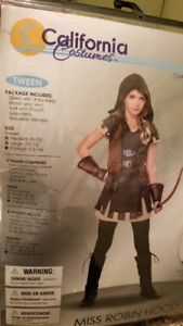 Miss Robin Hood Tween (Girls) Costume X-Large Size 12-14
