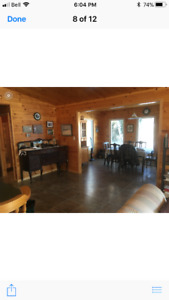 French Narrows, Lake of the Woods cottage for sale.