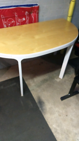 Large quality desk or occasional piece/ TV stand