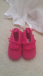 0-3 month baby shoes