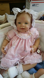 "WANTED Ashton  Drake Doll called ""Pretty in Pink"