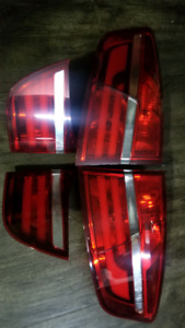 BMW x6  led taillights