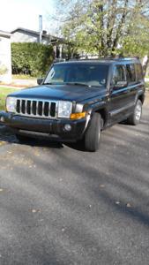 Jeep commander à vendre du particulier  6 900 $
