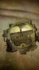 Carburetor , 71 rodchester quadrojet