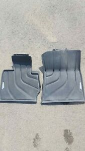 BMW OEM Rubber/Winter Front Mats