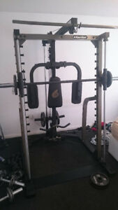 Nautilus Smith Machine--excellent condition!