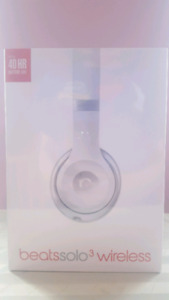 BRAND NEW SEALED Beats by Dr. Dre Headphones - Matte Silver