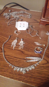 COSTUME JEWELRY FOR SALE