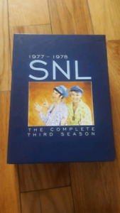 SNL 3rd season dvd