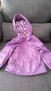 Girls 5T Oshkoshbigosh spring coat