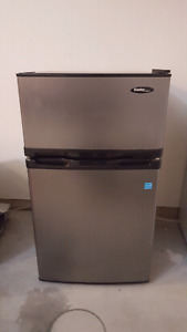 Two Excellent Condition Bar Fridge with Freezer