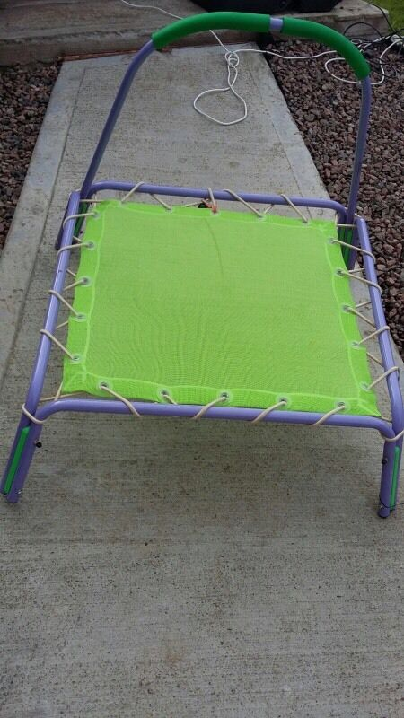 Childs trampoline EXCELLENT condition