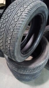USED TIRES 205/55/16 - 80$txin4tires ***2150 Hymus, Dorval***