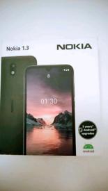 Sim free Nokia 1.3 unlocked