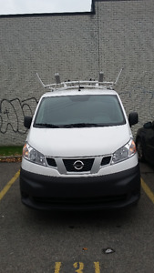 NISSAN NV 200 SV COMPACT CARGO