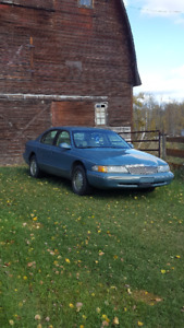 1996 Lincoln Continental in great condition