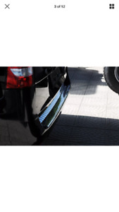 Mercedes metris rear bumper chrome cover