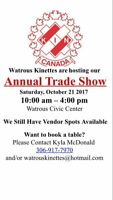Watrous Kinettes Trade show