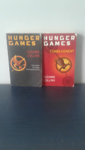 Hunger games tome 1-2