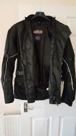 Akita Python Mens Waterproof motor cycle jacket