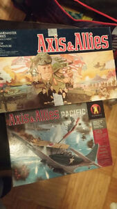 jeux axis and allies