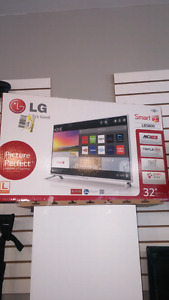 """sold"" LG 32"" LED TV model LB5800"