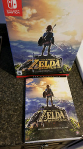 Zelda Breath of the wild 75$ Switch version