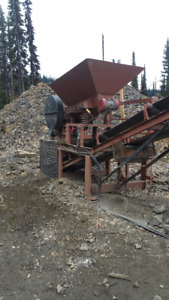 Complete Turnkey Gold/Silver Mill