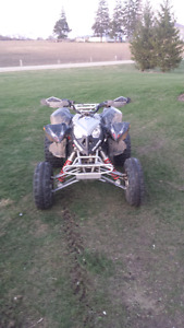 2006 outlaw 500