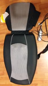 Chair massage unit