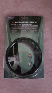 MONSTER  DCX 250 DIGITAL COAXIAL CABLE  !NEW !
