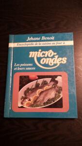 Encyclopédie de la cuisine au four à micro ondes