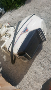 40HP gale outboard
