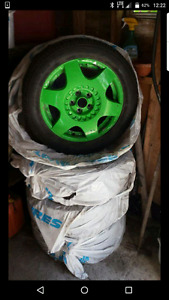 "Mag volks vr6/bettle 16"" 5x100"