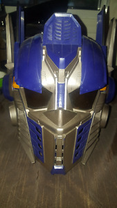 Optimus Prime Voice-changer Helmet