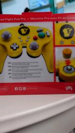 Nintendo switch Pokémon controller