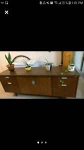 Giant Beautiful Wooden Cabinet