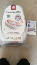 RED CASTLE COCOONABABY NEST And spare fitted sheet