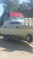 27' Doral Citation with Double Axle Trailer