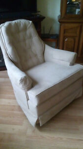 Swivel/rocker ACCENT chair DELIVERED!