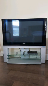 "PANASONIC VIERA 50"" TV plus  STAND"