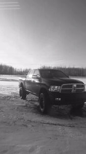 2009 Dodge Power Ram 1500 Laramie Crew Cab
