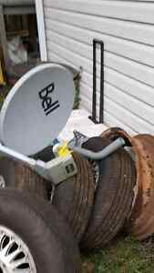 Complete bell satellite  system