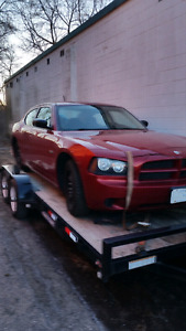 08 charger for parts