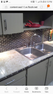 Renovated 2 bedroom house located in Eastview
