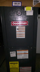 Natural Gas High Efficiency Furnace
