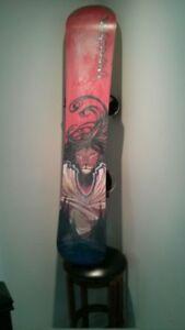 Snowboard Nucker 60.5 inch
